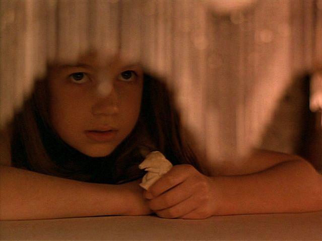 The Secret Garden (Agnieszka Holland, 1993). Beautiful scene.