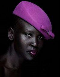 Makeup for Dark Skin Black Women | Stick to quality (eg. mineral) makeup for dark skin tones
