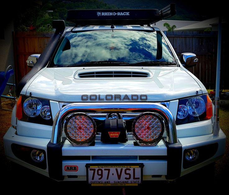 2011 Holden Colorado RC 4x4