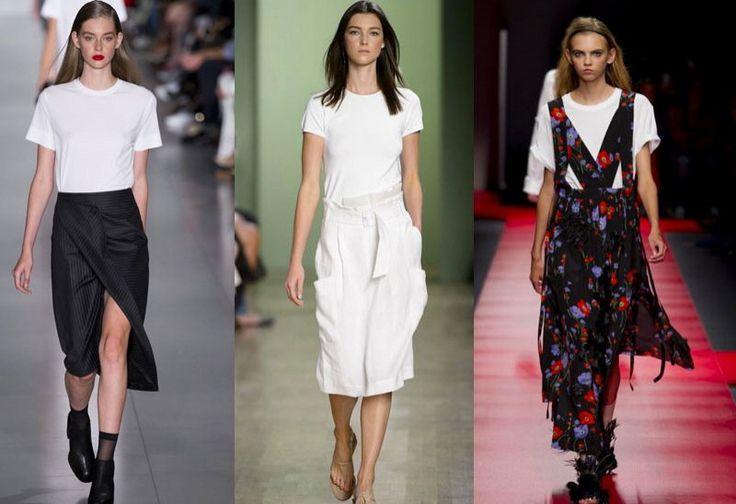 La T-shirt bianca lo sappiamo un po' tutte noi è il capo passe-partout del nostro guardaroba estivo, si presta per molteplici soluzioni, dai…