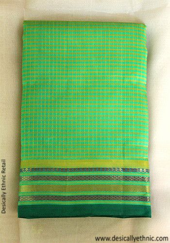Kanchipuram Silk Saree – Desically Ethnic