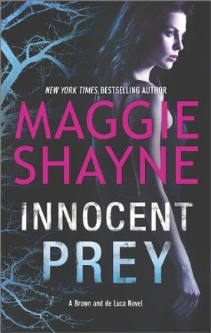 Book Review:  Innocent Prey by Maggie Shayne