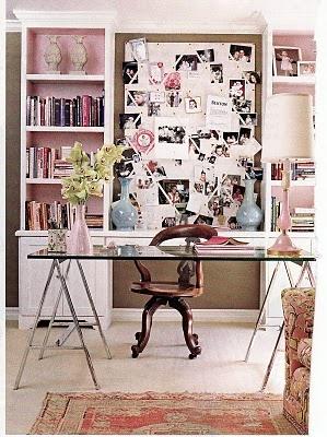 Benton Weinstock's home office