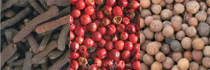 Le erbe di Ygraayne: Il pepe nella Stregoneria Verde