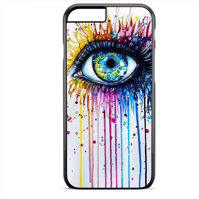 Eye Painting TATUM-4015 Apple Phonecase Cover For Iphone SE Case – tiziana