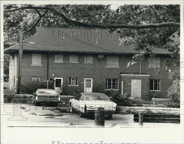 1980 Press Herman Gardens Projects Detroit