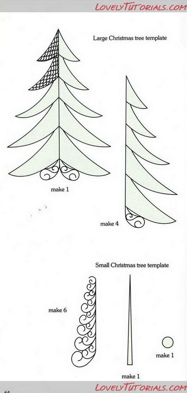 Рождественская елочка из Королевской глазури -How to Make Royal Icing Christmas trees - Мастер-классы по украшению тортов Cake Decorating Tutorials (How To's) Tortas Paso a Paso