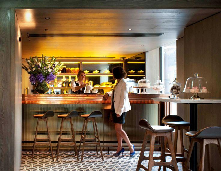 Restaurant in Belgravia |Pont St| Thompson Hotels