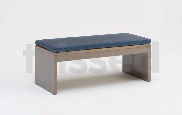 Cervia backless bench