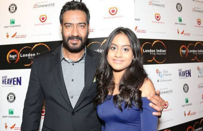 This is the Reason why #AjayDevgn's Daughter was Angry on Him