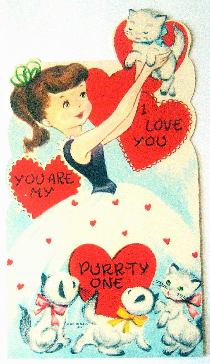 25 best valentine u0027s day images on pinterest vintage valentines