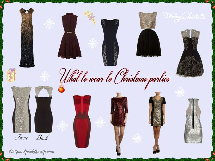 Soon our girls from international school Switzerland will start to consider what to wear on Christmas party! Maybe one of these?