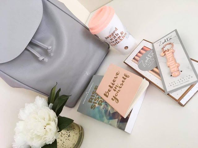 Zoella Lifestyle on my travels backpack blog review