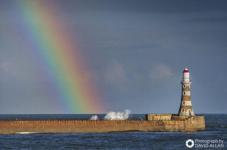 "David Allan on Twitter: ""At the end of the rainbow (this afternoon) – Roker Lighthouse! @SunderlandCity @RokerPier @SeeitDoitSund @Sunderland2021 @Englands_NE https://t.co/XAMtYHO2El"""