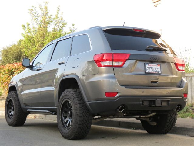 Can You Put 35 Inch Tires On A Jeep Grand Cherokee Trail