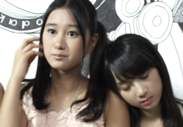 Rena With Ayana in RIVER MV.