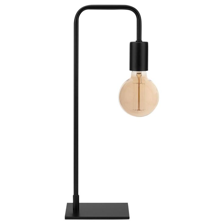 Metal Industrial Table Lamp | Bouclair.com