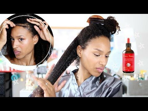 Myriamprettysecrets – YouTube   – Cheveux crépus frisés bouclés