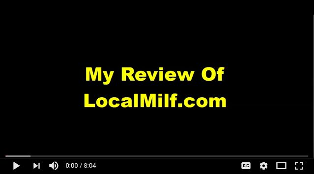 LocalMilf. com Review : Watch This Review:  https://freesnapmilfs.wordpress.com/2016/11/08/localmilf-com-review-watch-this-review-learn-if-localmilf-com-is-a-scam-or-legit/