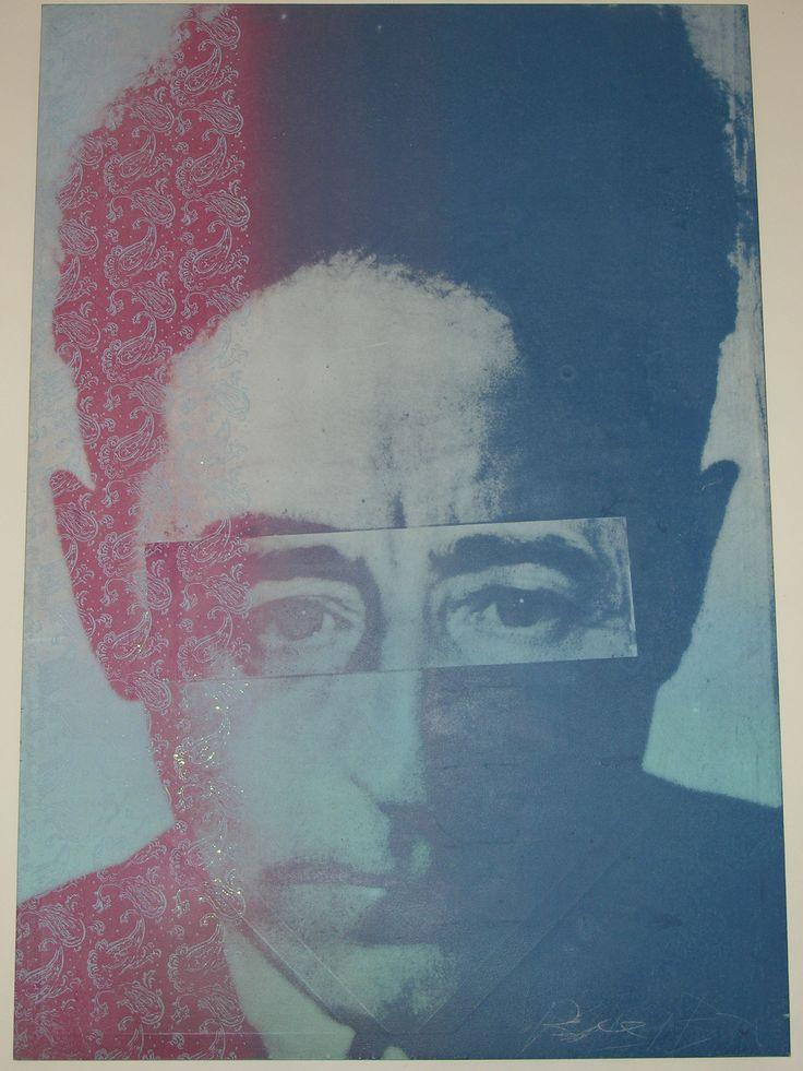 Jean Cocteau by Richard Bernstein  -- Richard Bernstein, Contemporary Art