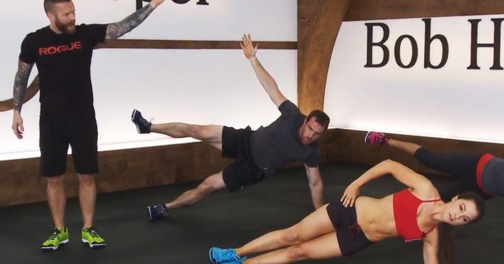 Lose 20 Pounds in 3 Weeks with 'Biggest Loser' Trainer Bob Harper