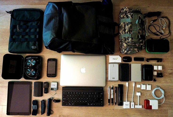 """Cargo Works 13"""" Macbook Air + IPad Sleeve Timbuk2 Especial Vuelo Laptop Backpack [Digital Camo] Multi-Purposes Fanny Pack Charging/Sync Cables - Apple Lightning, Mini USB, Micro USB, Power Cord Zendure Weatherproof Zipper Case for External Batteries Glif (2nd generation) Tripod Mount & Stand for Smartphones Leap Motion Controller Wallet TrackR [[MORE]] Business Cards Zendure A-Series (A4) External Battery Pack Zendure Gridder One Ultra-durable External Battery Pack LaCie Porsche Design…"""