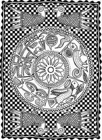 Magic Point - Точечная роспись. Идеи handmade