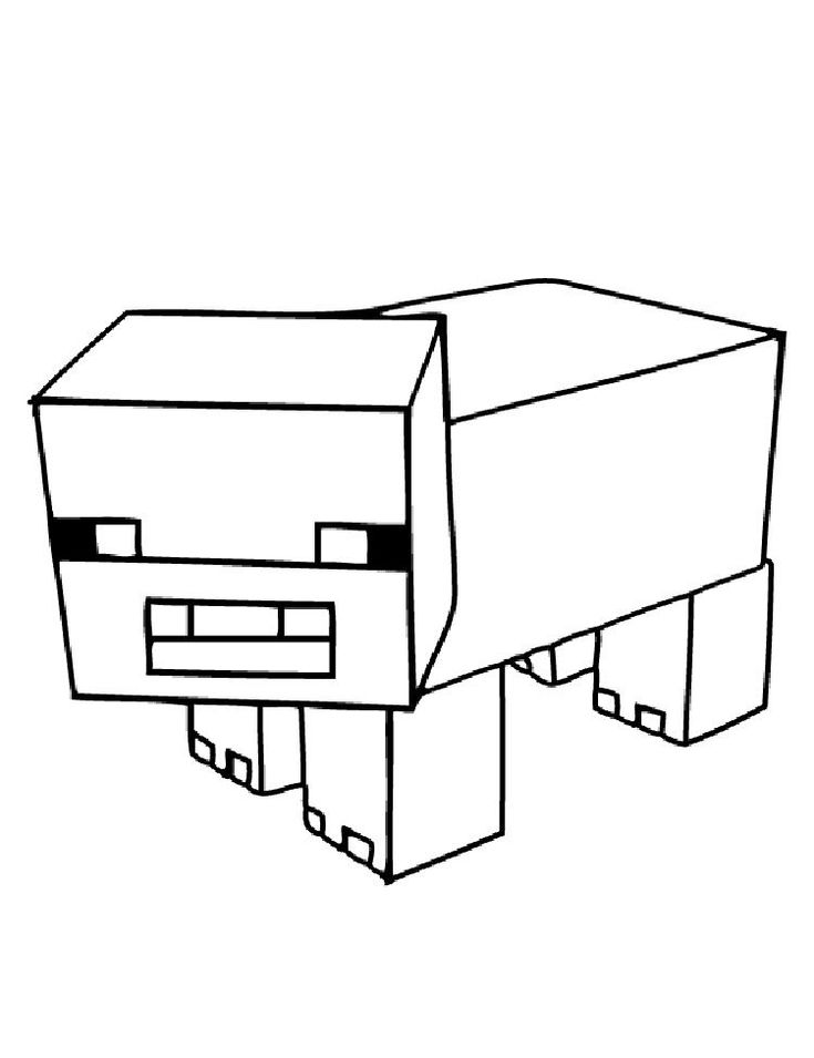 Fun Minecraft Coloring Pages Ideas For Kids | Minecraft ...