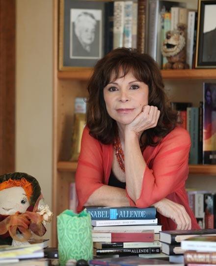 Isabel Allende, La casa de los espiritus