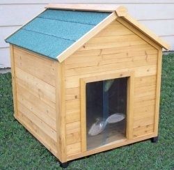 Custom Dog Houses  Use your imagination and you can picture the scene, you are flying over several houses on an incoming flight into a major city....