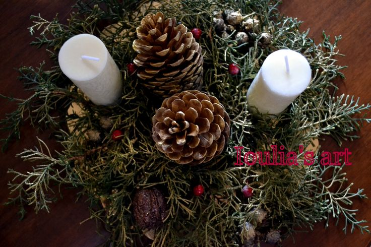 Christmas DIY - Pinecone