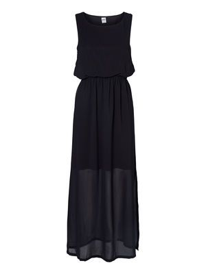 SLITTY S/L LONG DRESS VERO MODA Holiday Countdown contest. Pin to win the style!