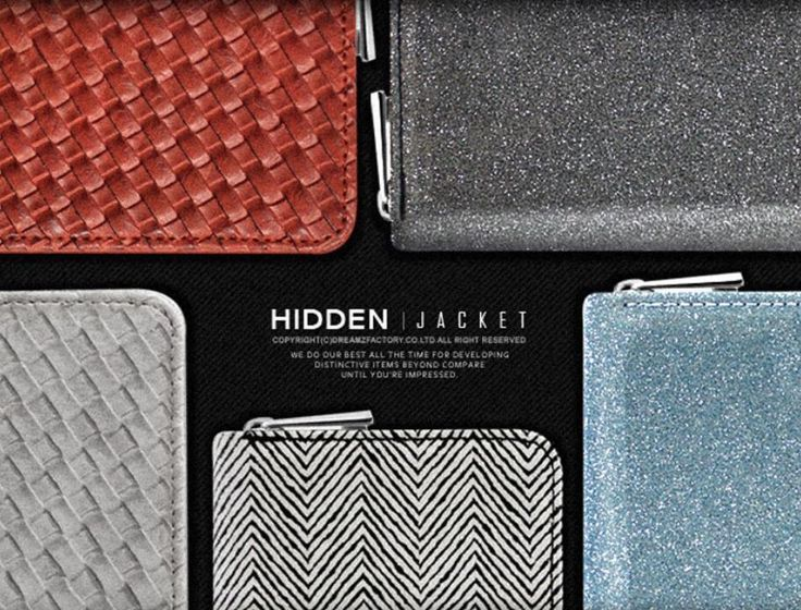 Hidden Jacket Wonderful Case  You can see more models here http://koreahallyu.asia/all-products/hidden_jecket/  <Available Model> IPHONE 6/6S IPHONE 6/6S PLUS GALAXY S6 GALAXY NOTE 5  <Desings> MAROON GREY PEARL BLUE PEARL BlACK HERRINGBONE