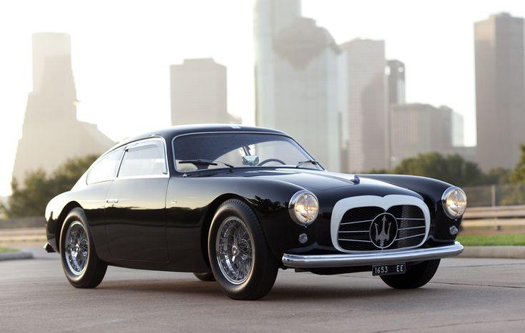 1955 Maseratti Berlinetta ZagatoAutomobiles, Maserati A6G54, Sports Cars, Classic Cars, Maseratia6G, Riding, Berlinetta Zagato, 1955 Maserati, Maserati A6G 54