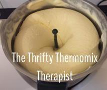 3 Ingredient-  Vanilla Ice Cream