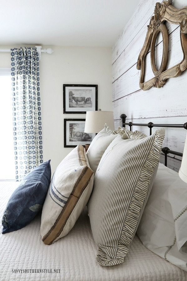 A Short Move Across The Hall And Spring Updates Bedrooms