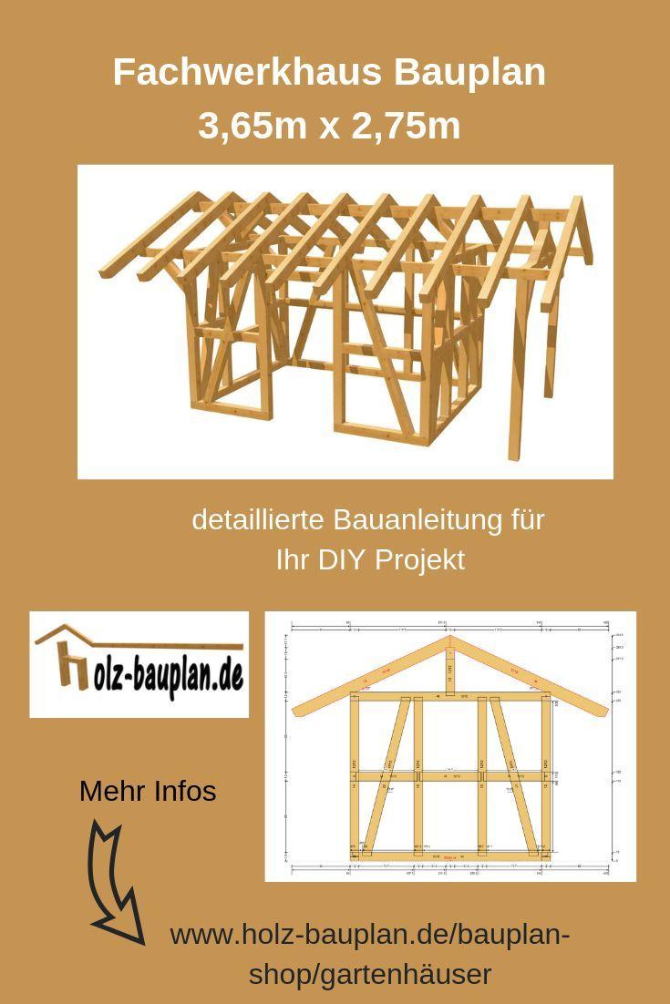 Gartenhaus Selber Bauen Anleitung Holz Bauplan Gartenhaus Satteldach Fachwerk Selber Bauen Bauplan Individue Gartenhaus Selber Bauen Bauplan Gartenhaus
