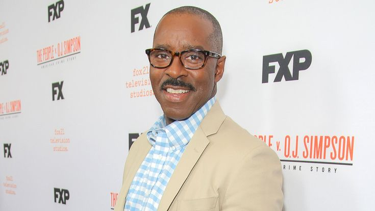 Courtney B. Vance Drama Series 'Heist 88' in the Works at FX