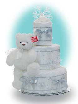 Baby Nappy Cakes Uk