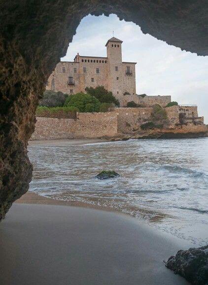 Castillo de Tamarit, Tarragona, Spain