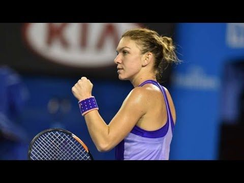 Simona Halep vs Varvara Lepchenko AMAZING POINT HD Indian Wells 2015