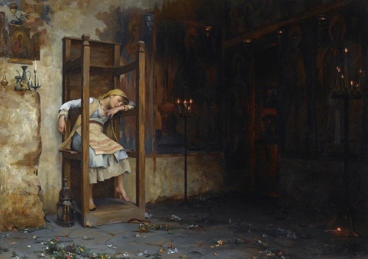 Holy Friday    Theodoros Ralli