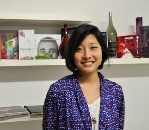 EXPATS IN FLORENCE :: Grace Joh Spreading the word about the flavors of Florence