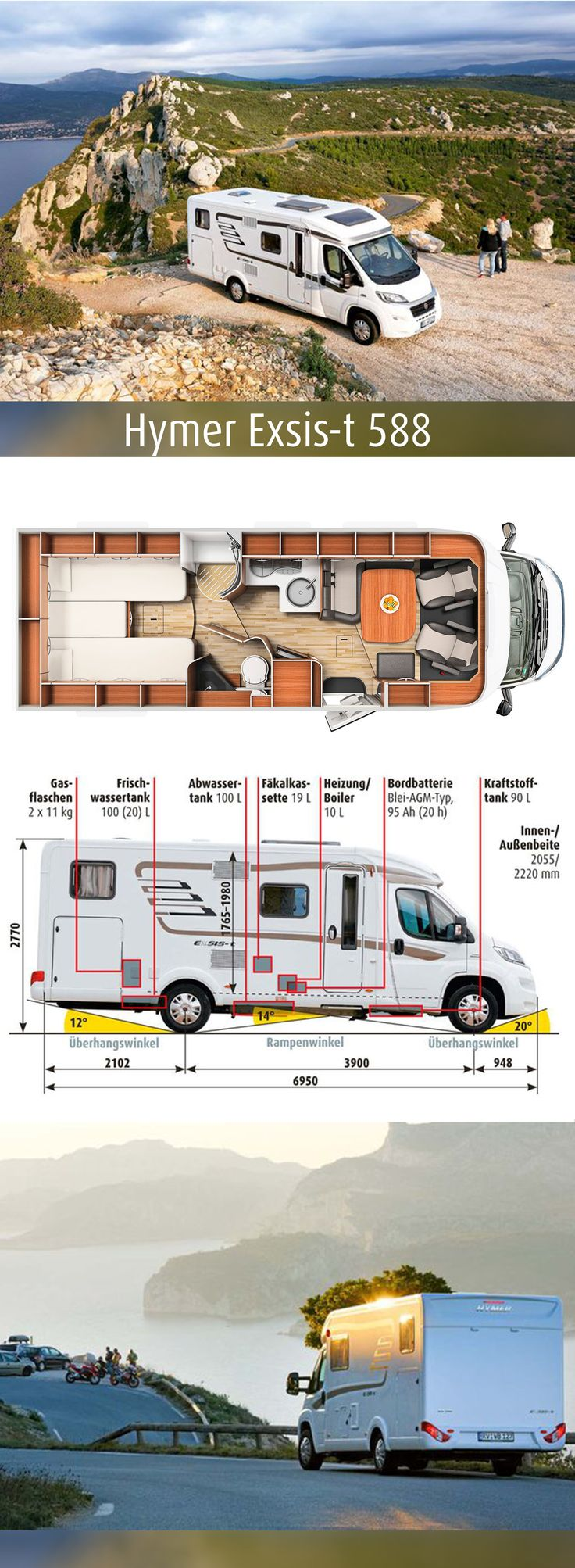 Hymer Exis-t 588