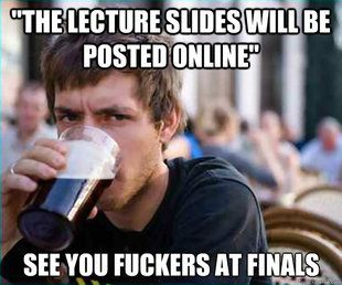 true that: Student, Even