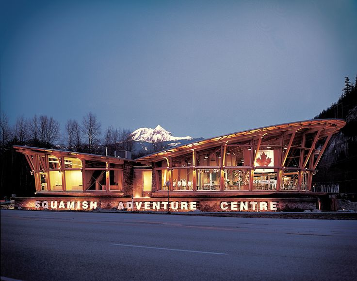 Squamish Adventure Centre.