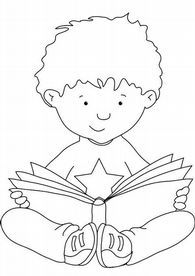 tekenen thema boeken lezen - Google zoeken