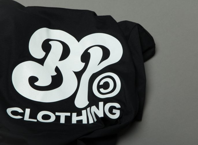 Omnitex Our Works Screen printing Bp Clothing