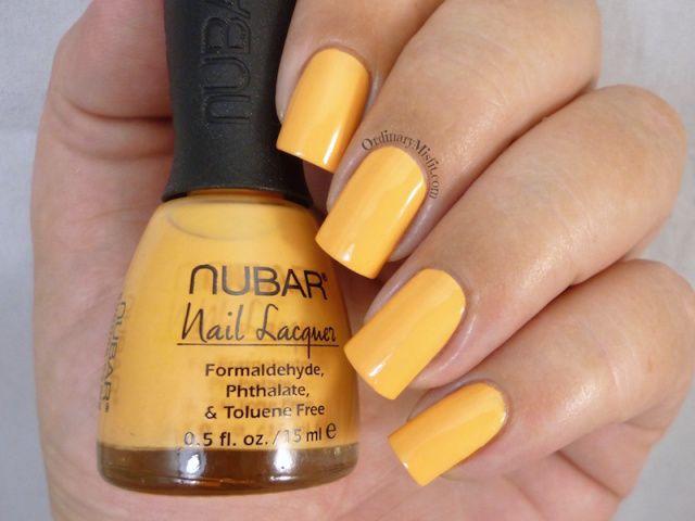 Nubar - Orange cream