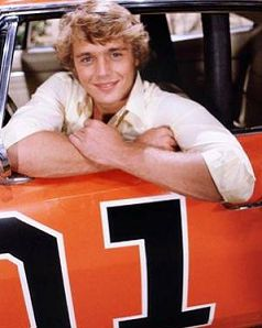 "Bo Duke - Dukes of Hazzard - We watched this show so much that my cousin used to call a Mountain Dew,  ""Duke'a Hazzard"" lol"